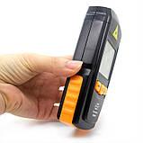Безконтактний лазерний тахометр BENETECH GM8905 (50-500 мм) (2.5-99999RPM) з запам'ятовуванням MAX, MIN, LAST, AVG, фото 3