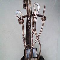 Каминый набор художественная ковка
