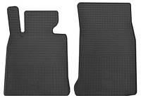 Резиновые передние коврики для BMW 3 (E46) 1998-2007 (STINGRAY)