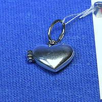 Открывающийся кулон из серебра для фото 4036