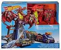 Трек Хот Вилс Атака дракона Hot Wheels Dragon Blast DWL04, фото 1
