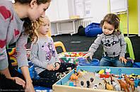 Песочная игра для детей 2-3 года