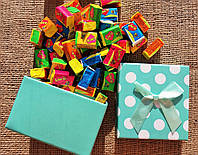 Жвачки Love is 5 вкусов микс жевательная резинка лове ис подарочный набор 30 штук