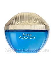 Крем для лица Guerlain super aqua day - дневной