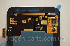 Дисплей Samsung J320 Galaxy J3 с сенсором Черный Black оригинал , GH97-18414C, фото 3