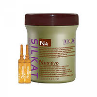 Восстанавливающая минерализующая сыворотка N4 Silkat Nutritivo BES