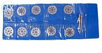 Набор из 10-ти дисков с алмазным напылением | Ø 20mm, фото 1