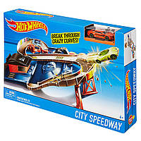 Трек Хот Вилс Городская трасса Hot Wheels City Speedway , фото 1