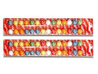 Жевательные резинки в фруктово-ягодным вкусом 28шт*2,7г