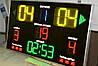 Табло для баскетбола, волейбола (900х1500 мм)
