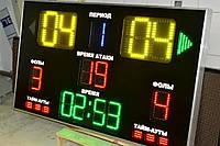 Табло для баскетбола, волейбола (900х1500 мм), фото 1