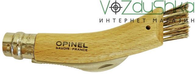нож грибника Opinel 8 VRI Chapignon