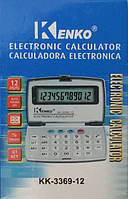 Калькулятор настольный Kenko KK-3369-12
