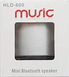 Мини Mp3 Bluetooth колонка Hld-600, фото 5