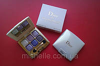 Тени для век Dior jadore 6 colours (Диор жадор 6 цветов)