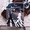 Обложка на паспорт «Битлз» kbp-16