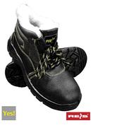 Обувь для безопасности, зима, ботинки мужские с утеплением 48