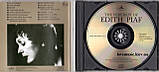 Музичний сд диск EDITH PIAF The very best of (1987) (audio cd), фото 2