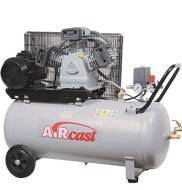 Компрессор поршневой REMEZA AirCast РМ-3124.00 (СБ4/С-50.LH20А-1.5) 1.5 кВт 235/165 лит.мин. Купить компрессор