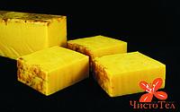 Натуральное мыло ручной работы «Солнечный Цветок» 100г