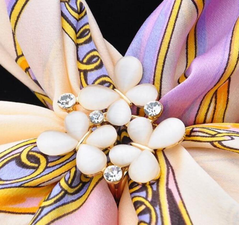 Кольцо - брошь для платков  - БЕЛЛАДОННА в Киевской области
