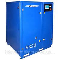Винтовой компрессор ВК20 REMEZA (15 кВт) 1650-2500 лит.мин.