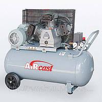 Компрессор поршневой REMEZA AirCast РМ-3125.03 (СБ4/С-100.LH20-2.2) 2.2 кВт 280/200 лит.мин. Купить компрессор