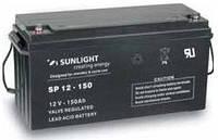 Герметичная свинцово-кислотная аккумуляторная батарея серии SPb тип SPb 12-150 Ач SUNLIGHT (Греция)., фото 1