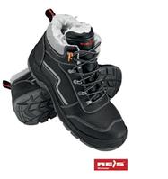 Ботинки кожаные защитные мужские и женские , зима bryeti, Reis