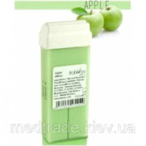 Віск в касетах 100мл Зелене Яблуко