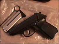 Стартовый пистолет, шумовой пистолет Schmeisser ПСШ 790 (копия Вальтер)