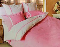 Комплект постельного белья Дуэт розовый