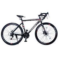 """Велосипед 28"""" Profi E51ROAD 700C-3, черный"""