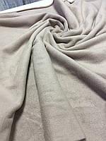 Флис серо-бежевый, ширина 150 см, фото 1