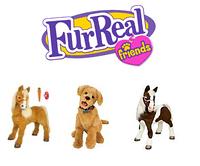 Интерактивные питомцы FurReal Friends