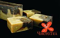 Натуральное Дегтярное мыло «Чистотел» 100г