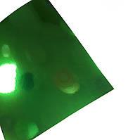 Картон зеркальный зеленый 250 г/м2 А4