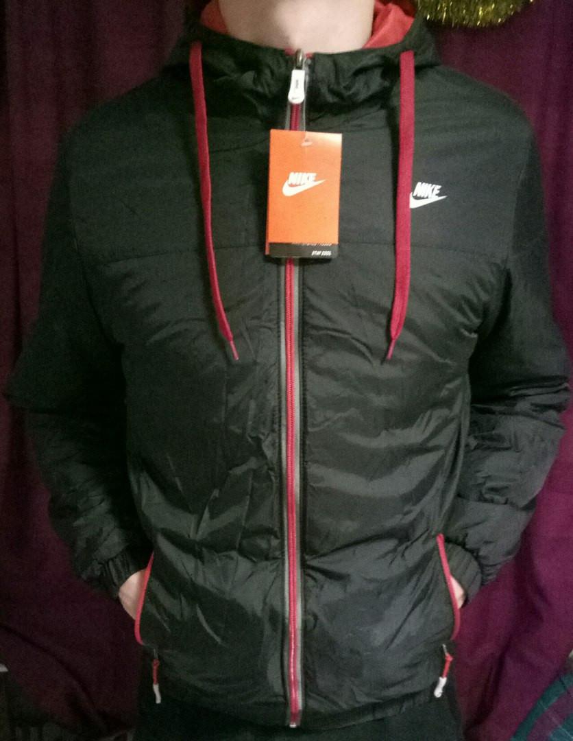 dd745b34 Мужская ветровка Nike копия утепленная найк , цена 610 грн., купить ...