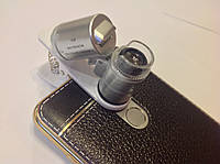 Микроскоп для телефонной камеры #60