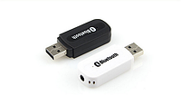 USB Bluetooth 4.0 AUX  авто адаптер + Mic phone
