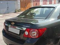Спойлер багажника ( шабля, лип спойлер, качиний хвостик) Chevrolet Epica 2006-2012 р. в. Шевролет Епика