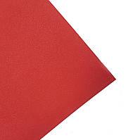 Самоклейка красная А4