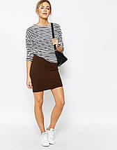 Текстурная мини юбка New Look, фото 3