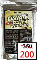 Triple whey protein(75% белка) 907 грамм