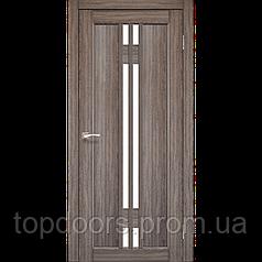 """Двери межкомнатные Корфад """"VL-05 ПО сатин"""""""