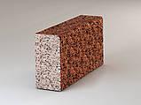Садовый бордюр из красного гранита, фото 5