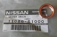 Прокладка сливной пробки поддона ДВС Nissan