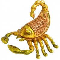 Шкатулка 1889-003-1 Скорпион