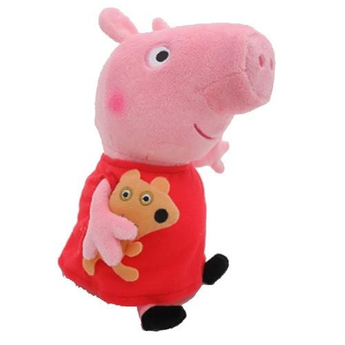 Свинка Пеппа Peppa Pig м'яка іграшка 40 см
