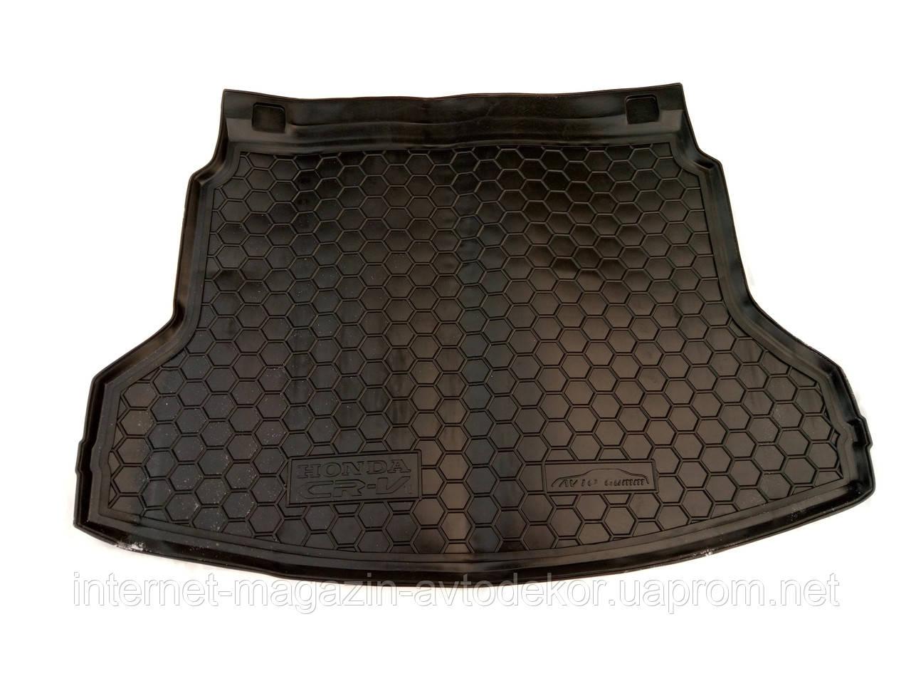Коврик багажника резиновый для Honda CR-V 2012- г. Avto-gumm (Автогум)